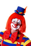 Pagliaccio di circo Fotografia Stock