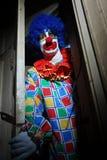 Pagliaccio spaventoso Fotografia Stock