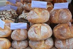Pagnotta del pane Immagine Stock