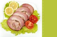 Pagnotta di carne. Fotografie Stock Libere da Diritti