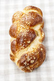 Pagnotta di pane dolce fotografia stock libera da diritti