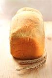 Pagnotta di pane integrale casalinga Fotografia Stock