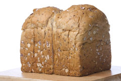 Pagnotta di pane intera fotografie stock libere da diritti
