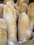 Pagnotte di pane francese Immagini Stock Libere da Diritti