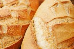 Pagnotte di pane fresco Fotografie Stock Libere da Diritti