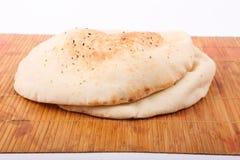 Pagnotte siriane del pane Fotografia Stock