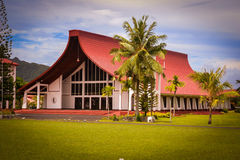 Pago Pago American Samoa foto Royaltyfri Foto