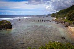 Pago Pago American Samoa foto Royaltyfri Fotografi