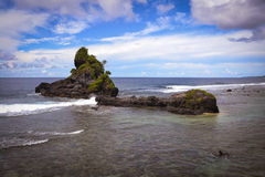 Pago Pago American Samoa foto Arkivbild