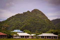 Pago Pago American Samoa photos Royalty Free Stock Photography