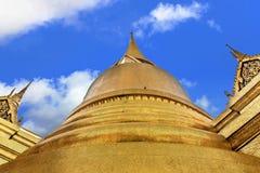 Pagod av Emerald Buddha Arkivbilder