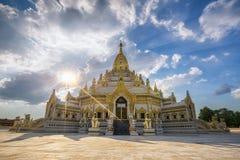 Pagod för Buddhatandrelik Arkivbild