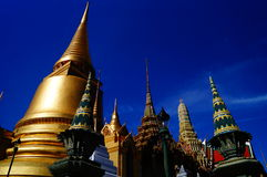 Pagod i Thailand Royaltyfri Bild