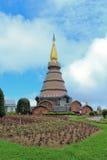 Pagod på Inthanon Chiangmai Thailand Fotografering för Bildbyråer