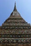 Pagod på Wat Pho Arkivbilder