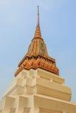 Pagod på Wat Phra Kaew Arkivbild