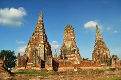 Pagod tempel Royaltyfri Foto