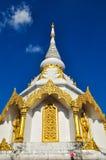 Pagod tempel Arkivfoto