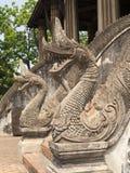 Pagod Wat Phra Keo i Vientiane Royaltyfria Foton