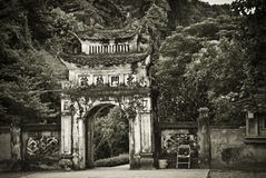pagoda Вьетнам Стоковые Фотографии RF