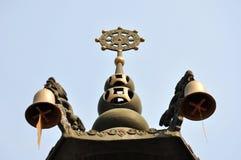 pagoda колоколов Стоковая Фотография