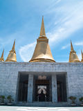 pagoda конца 9 Стоковые Изображения RF