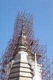 pagoda предпосылки bluesky Стоковое Фото