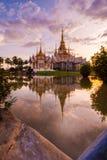 pagoda тайский Стоковые Изображения