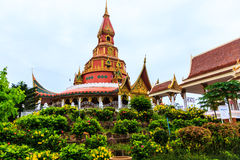 pagoda тайский Стоковое Изображение RF