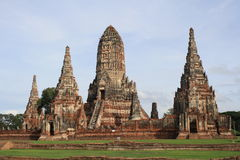 pagoda тайский Стоковая Фотография