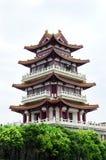 pagoda фарфора стоковая фотография