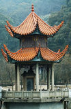 Pagoda. This is the famous White Pagoda in Yunnan, China Royalty Free Stock Photography