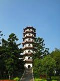 pagoda Стоковые Фотографии RF
