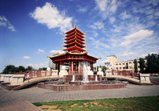 Pagoda Royalty Free Stock Photo