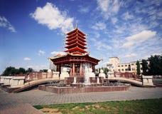 Pagoda Foto de archivo libre de regalías