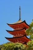 Pagoda Immagini Stock Libere da Diritti