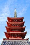 pagoda Стоковые Фото