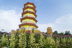 Pagoda Royalty Free Stock Images