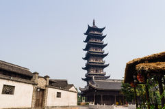 The pagoda Stock Photography