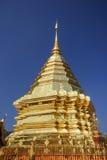 Pagoda. Doi-suthep chiang-mai Stock Photos