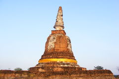 pagoda Arkivfoto