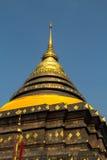 Pagoda al pratartlumpangluang di Wat, Lumpang Tailandia Fotografia Stock Libera da Diritti