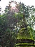 Pagoda Alongkon stock photo