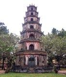Pagoda alto Imagem de Stock