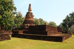 Pagoda. Ancient temples , Kamphaeng Phet Stock Images