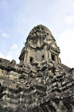 Pagoda of Angkor Wat Stock Photos