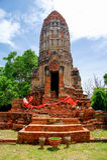 Pagoda antico Immagini Stock