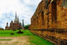 Pagoda antico Fotografia Stock Libera da Diritti