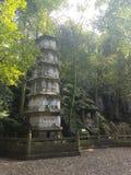 Pagoda antigo imagens de stock royalty free