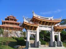 Pagoda antigua Imagen de archivo libre de regalías